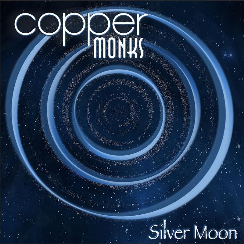 Album Cover Design, Copper Monks