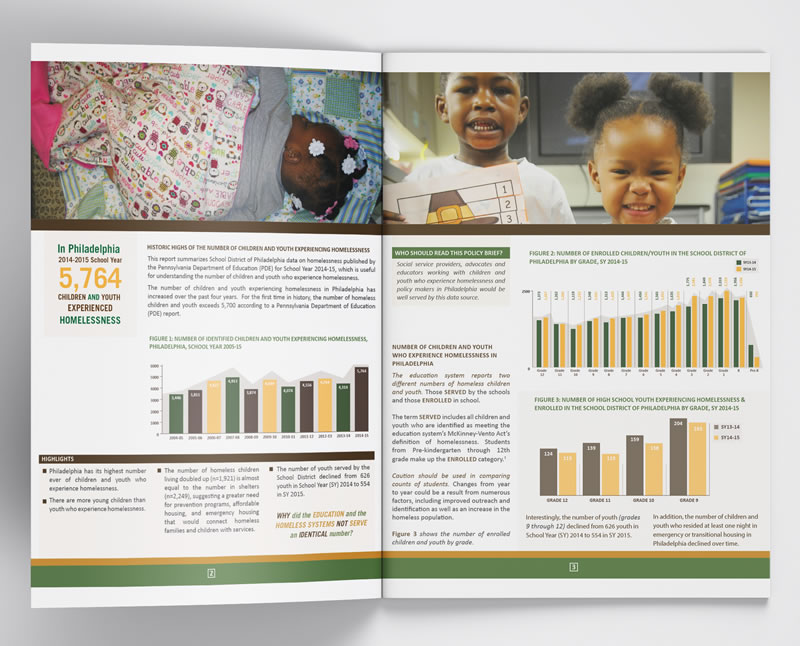 Report Design, Infographics, Visual Storytelling