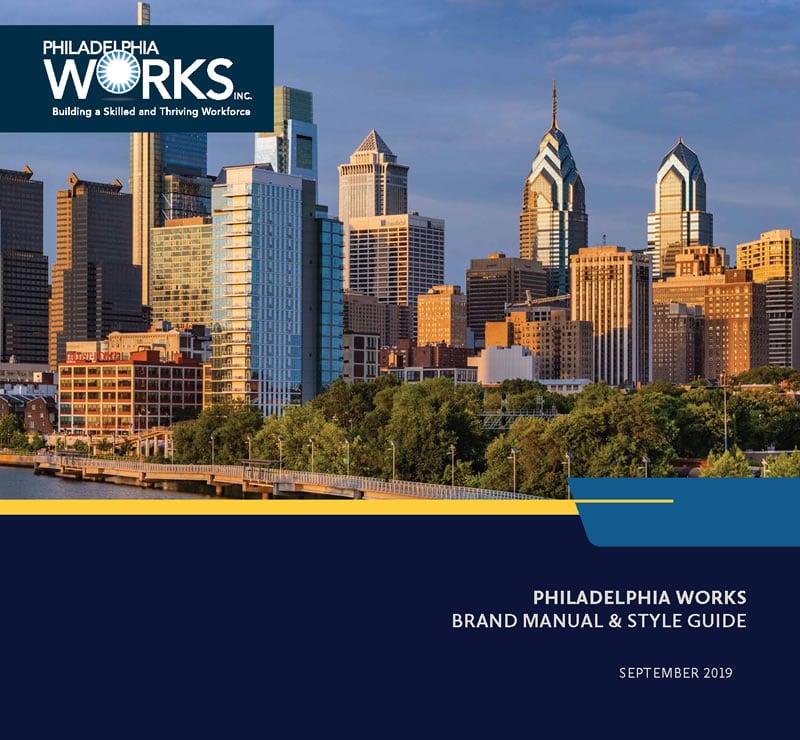 Agency Style Guide, Philadelphia Works