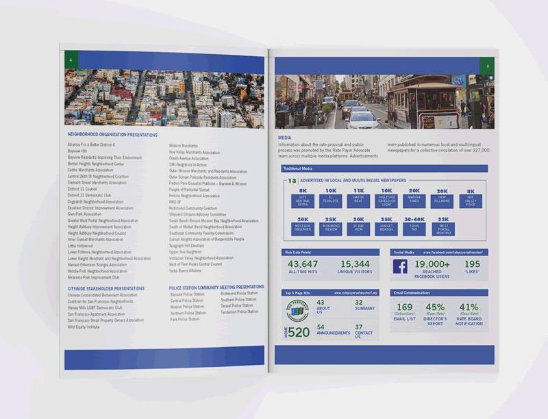 Report Design, Infographics, Visual Storytelling, RDJ Enterprises, Inc.