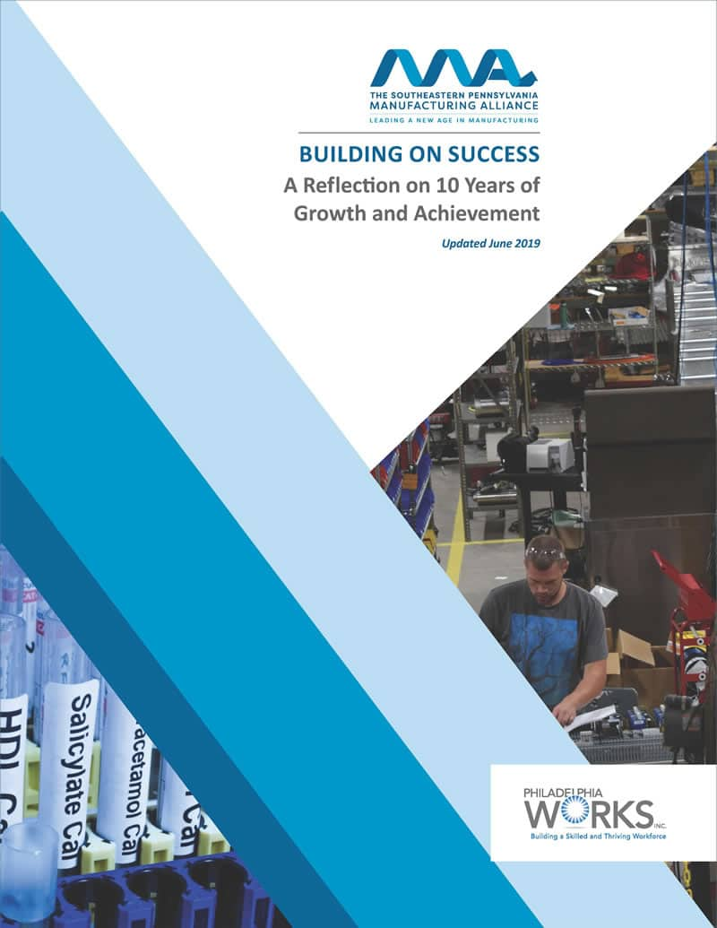 Report Design, Infographics, Visual Storytelling, Philadelphia Works, Inc.